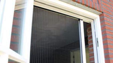 insektsnät fönster ram